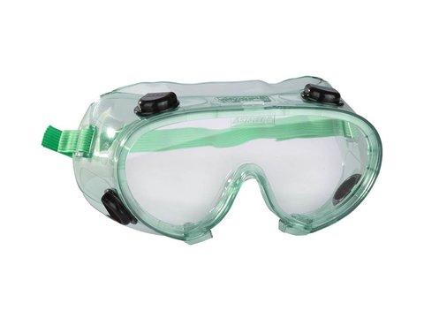 STAYER PROFI ударопрочные очки защитные с непрямой вентиляцией, закрытого типа.
