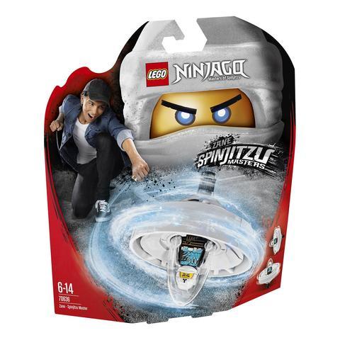 LEGO Ninjago: Зейн — мастер Кружитцу 70634 — Zane — Spinjitzu Master — Лего Ниндзяго