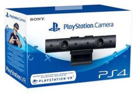PS4 Камера Eye V2 (CUH-ZEY2: SCEE)