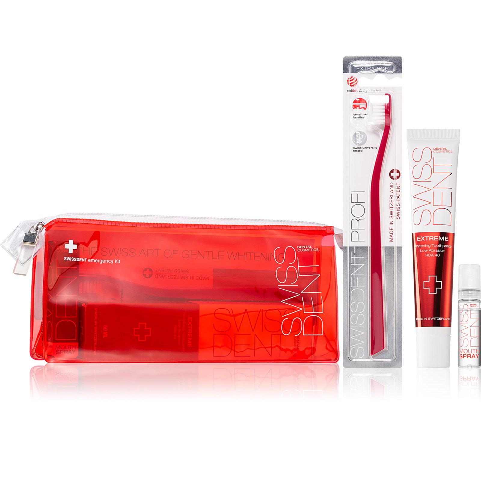 Emergency Kit RED