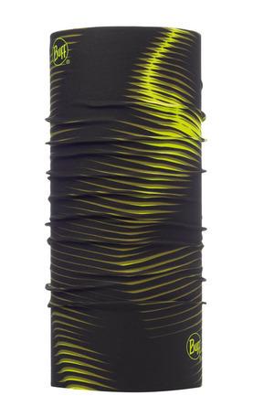Летние банданы Летняя бандана-трансформер Buff Optical Yellow Fluor 117014.117.10.00.jpg