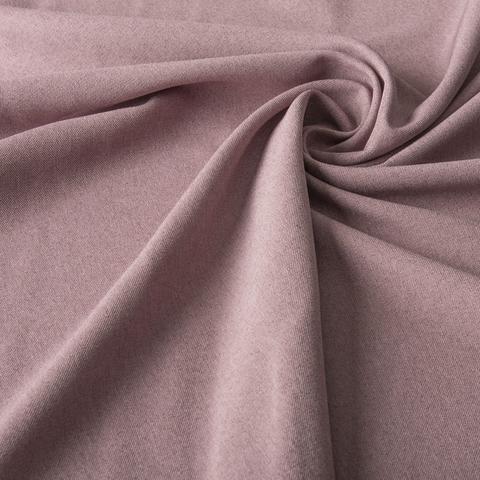 Ткань рогожка Джейн розовый
