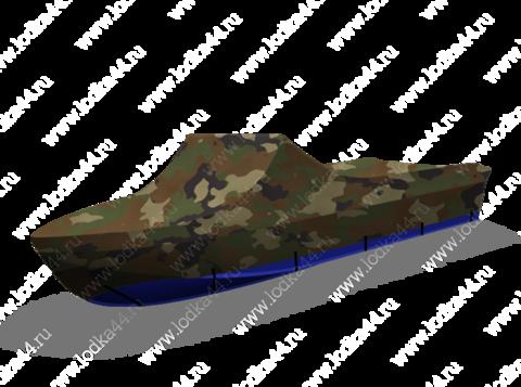 Транспортировочный тент на лодку «Прогресс-4»