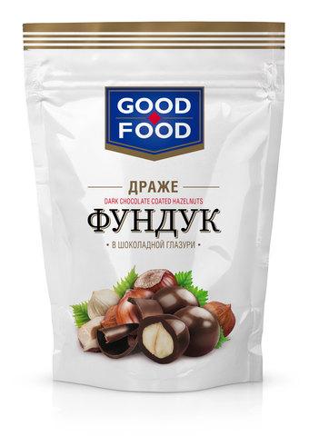 GOOD FOOD Фундук в шоколадной глазури 150г