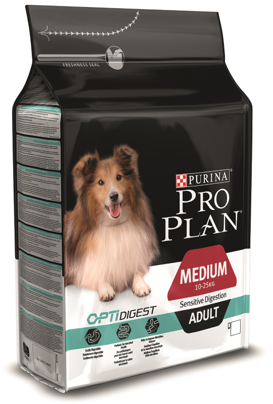 PRO PLAN Medium Adult Sensitive Digestion 3 кг_2
