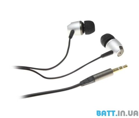 Гарнитура вакуумные S-Music Professional CX-6600 silver