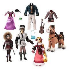 """Эксклюзивный набор кукол """"Приключение Рапунцель"""""""