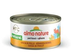 Консервы (банка) Almo Nature Ledend Adult Cat Chicken Drumstick
