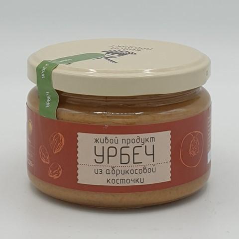 Урбеч из абрикосовой косточки ЖИВОЙ ПРОДУКТ, 225 гр