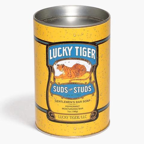Мыло для джентльменов Lucky Tiger