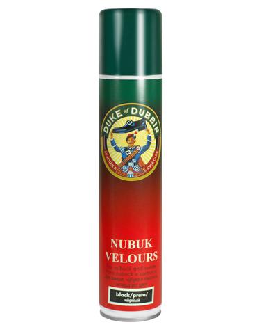 DUKE of DUBBIN Nubuk Velours 200 ml универсальный защитный спрей
