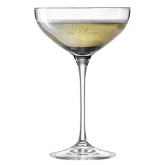 Набор из 4 бокалов-креманок Polka, 235 мл, металлик, фото 3
