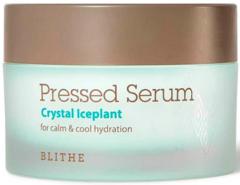 BLITHE Pressed Serum Crystal Iceplant успокаивающая пресованная сыворотка 50мл