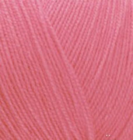 Extra life Alize 930 розовый, фото