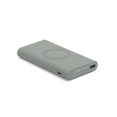 UpCharge Wireless Power Bank 10000 mAh, grey