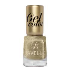 LGC-005 лак для ногтей GEL COLOR тон 005 золото 12мл