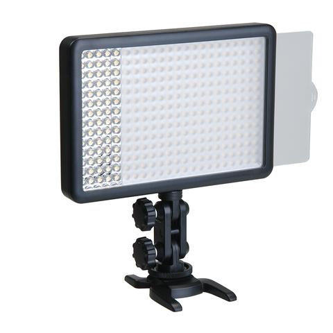 Накамерный светодиодный осветитель Falcon Eyes LedPRO 308 bi color