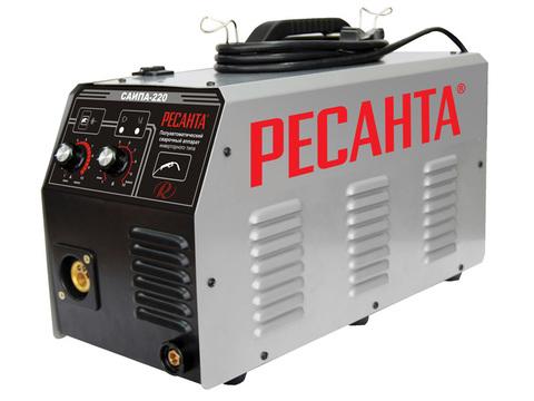 Полуавтоматические сварочные аппараты инверторного типа Ресанта САИПА-220