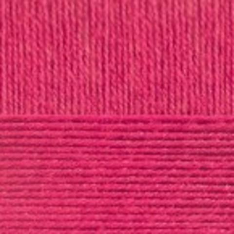 Купить Пряжа Пехорка Кроссбред Бразилии Код цвета 439-Малиновый | Интернет-магазин пряжи «Пряха»