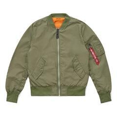 Бомбер Alpha Industries L-2B Scout Sage Green (Зеленый)