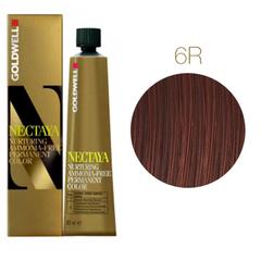 Goldwell Nectaya 6R (махагон бриллиант) - Краска для волос