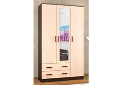 Шкаф комбинированный Лагуна (с зеркалом)