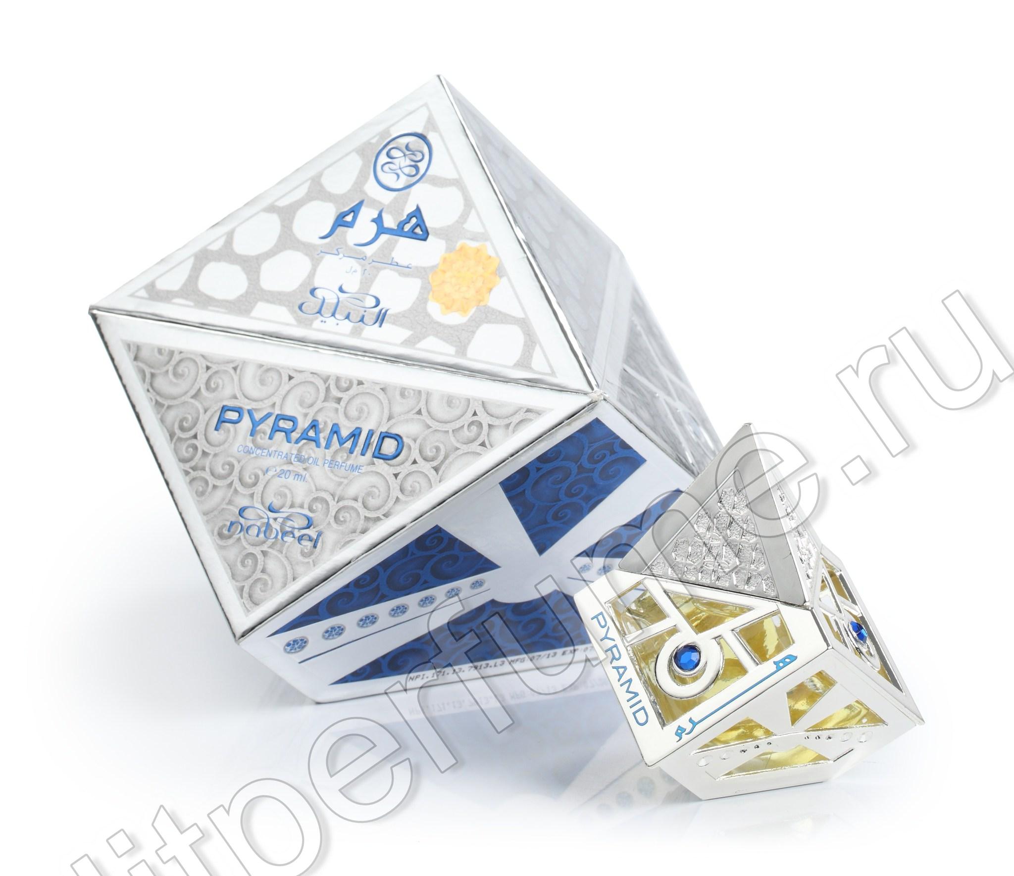 Пробник для Пирамида Pyramid 1 мл арабские масляные духи от Набиль Nabeel Perfumes