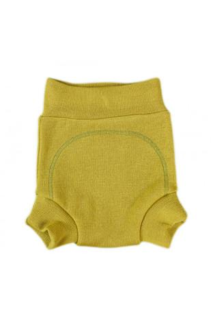 Шерстяные штанишки с усилением (Липа, М)