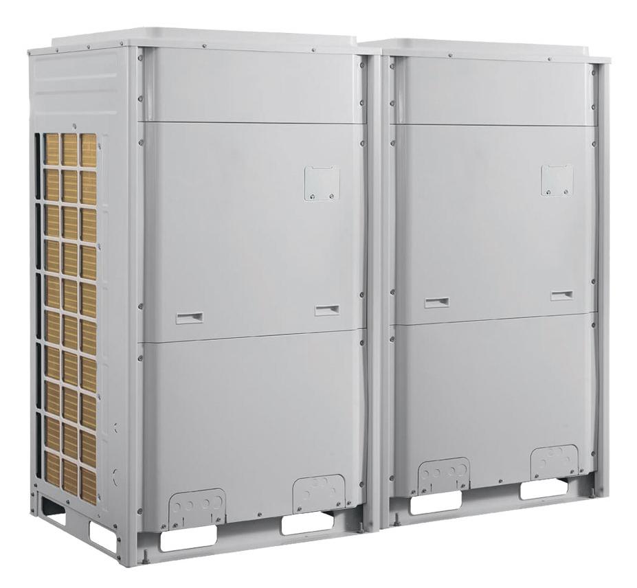 Наружный блок кондиционера General Climate DV-MAXi 2 GM450/3N1A