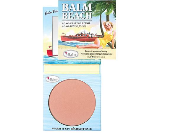 Румяна The Balm Balm Beach
