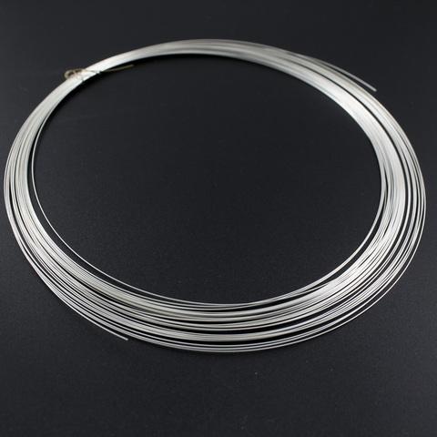 Проволока толщина 0,6 мм серебро 925 - 50 см