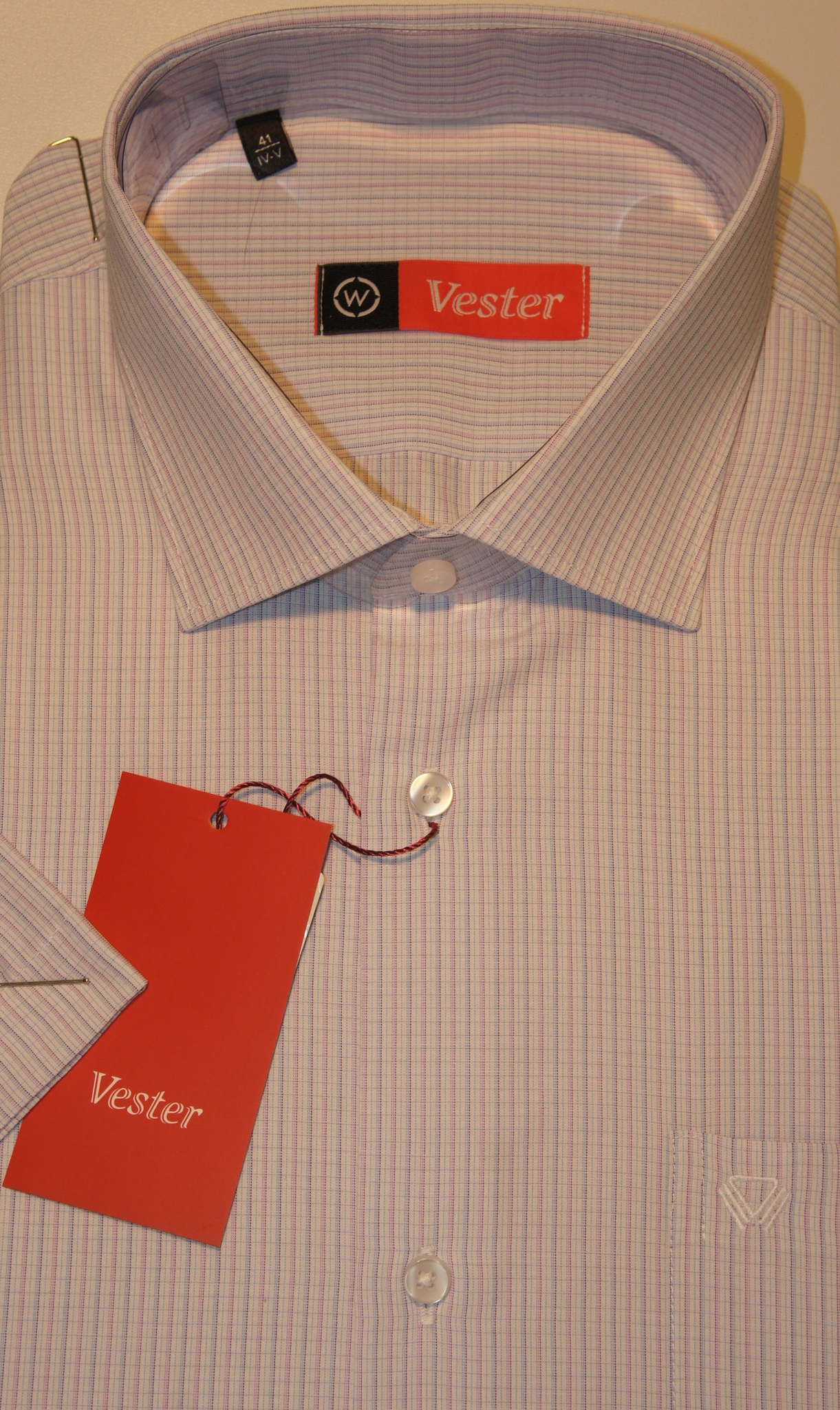 Сорочка мужская Vester
