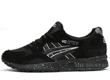 Кроссовки Женские Asics GEL LYTE V Black White Speck
