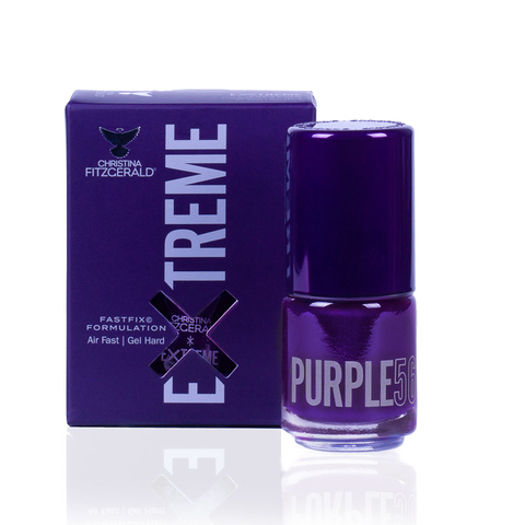 Лак для ногтей Extreme - Purple 56 Christina Fitzgerald