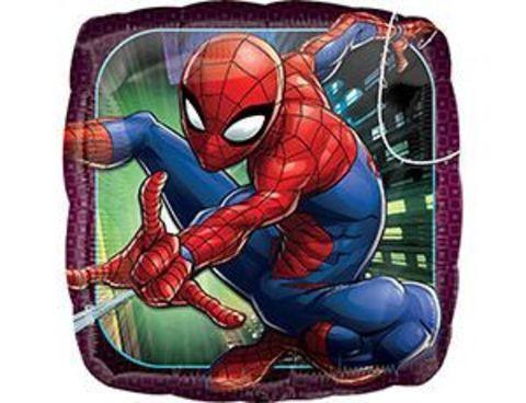 Фольгированный шар Человек паук