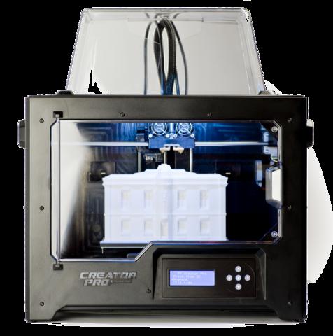 3D-принтер FlashForge Creator Pro