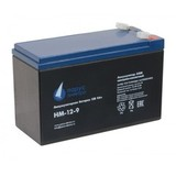 Аккумулятор Парус Электро HM-12-9  ( 12V 9Ah / 12В 9Ач ) - фотография