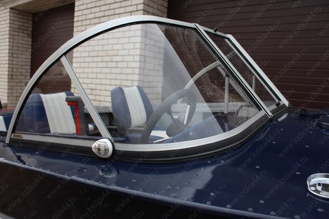 Ветровое стекло «Элит-А»  на лодку Прогресс-2
