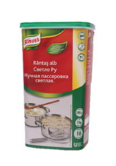 Пассеровка мучная светлая Knorr 1кг