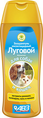 Луговой шампунь инсектицидный для собак и кошек 270мл