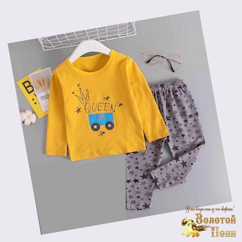 Пижама хлопок мальчику (6-9) 200926-П1516.1