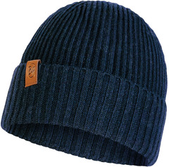 Вязаная шапка Buff Hat Knitted Biorn Night Blue