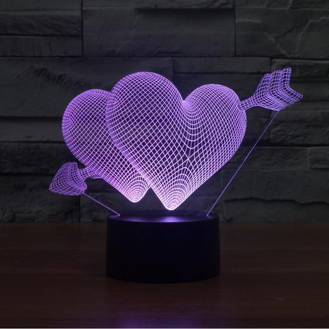 Светильник интерьерный 3D