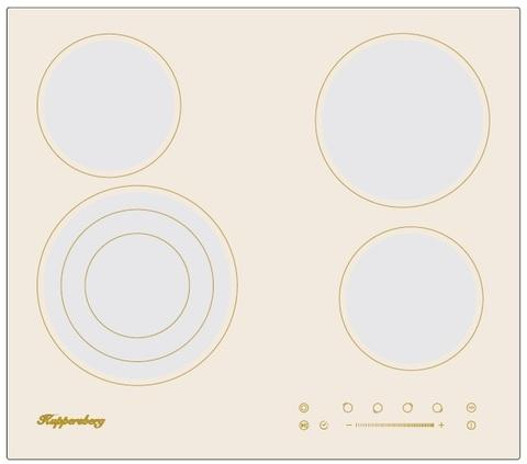 Независимая электрическая варочная панель Kuppersberg ECS 603 C
