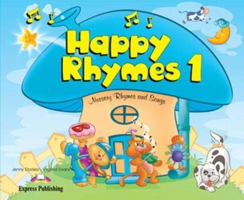 happy rhymes 1 story book