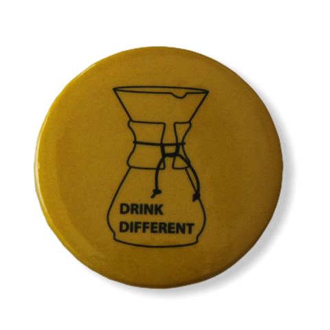 Значок Drink Different