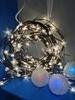 Светодиодная гирлянда Feron CL112 «Снежинки и кристаллы», в форме ветки, длина 1800 мм, цвет свечения белый