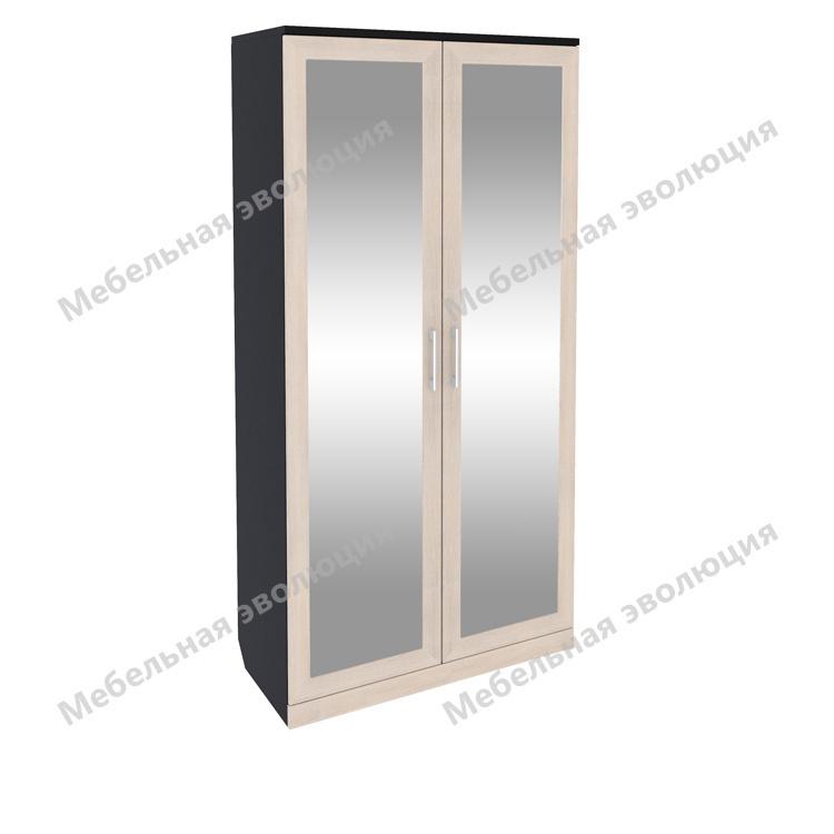 Шкаф с выдвижными ящиками, полками и штангой, Эволюция