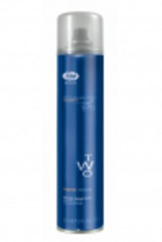 Лак для укладки волос без газа экстра-сильной фиксации «Lisynet Two Eco Extra Strong Hold» (300 мл)