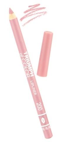 ТФ Карандаш для губ COLOR EYELINER тон 200 нежно-розовый  CW-212